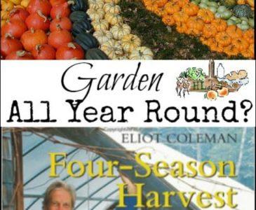 book the four season harvest