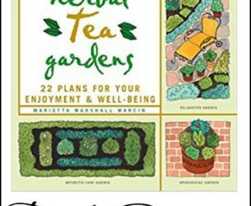 Herbal Tea Gardens l Book review for the herb lover l Homestead Lady (.com)