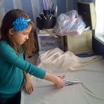 Starting a business with your kids - www.homesteadlady.com - Interview with My Inspired Dress Up Design - kids do the work