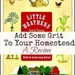 Book Review Little Heathens, Hard Times and High Spirits on an Iowa Farm During the Depression