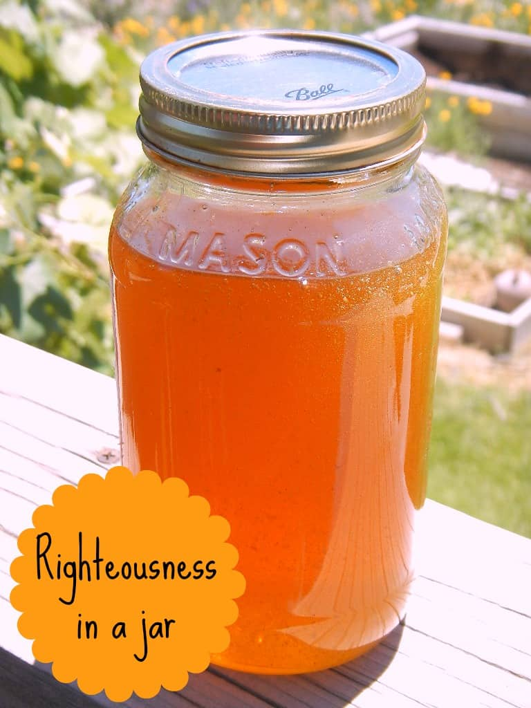 How to process raw honey with a honey extractor - www.homesteadlady.com