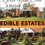 Book Review Edible Estates