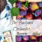 Book Review the Backyard Orchardist