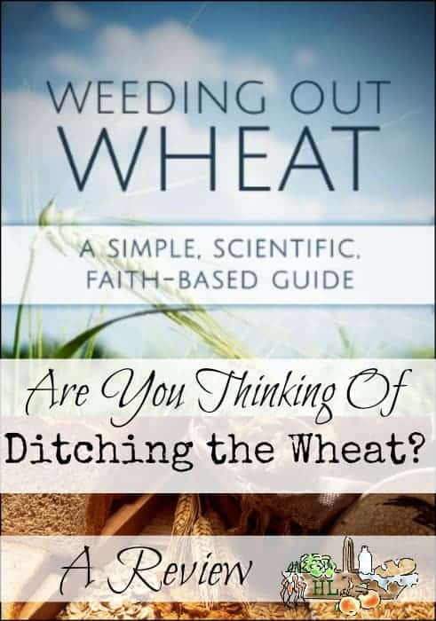 Weeding Out Wheat l Trying to decide what to do about wheat? l A review l Homestead Lady (.com)