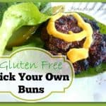 Gluten Free – Pick Your Own Buns
