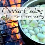 Outdoor Cooking and Fire Safety