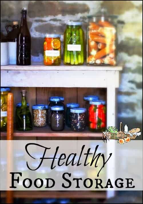 Healthy Food Storage l Long and short term foods for your storage program l Homestead Lady.com