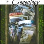 Homestead Kids Activities in Genealogy