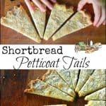 Shortbread: Petticoat Tails