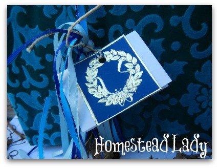 Share the Gift l Homestead Lady (.com)