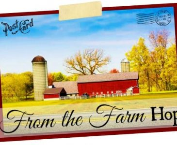 From the Farm Hop l Homestead Lady (.com) 9/25/15