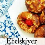 Ebelskiver Pancake Maker for Pancake Day