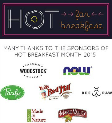 Hot for Breakfast Sponsors l Homestead Lady