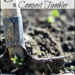 3 Reasons to use a Compost Tumbler