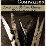 Clothespins Comparison