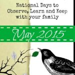 A Time To Keep: May 2015