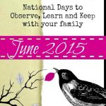 A Time to Keep: June 2015