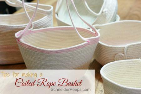SchneiderPeeps-Rope-Baskets on Etsy