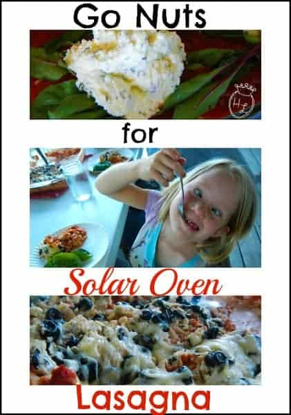 Solar Oven l Slow Cooker Lasagna is a crowd pleaser l Homestad Lady (.com)