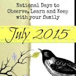 A Time to Keep: July 2015