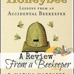 Book Review Honeybee by Marina Marchese