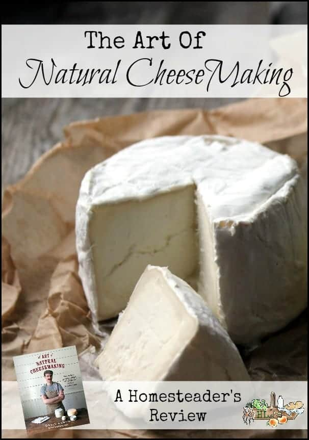 The Art of Natural Cheesemaking l Fresh milk, real cultures, DIY cheese making and other cultured products l Homestead Lady.com