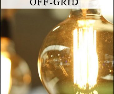Things to Think About Before Going Off Grid l Off grid preparedness advice l Homestead Lady.com