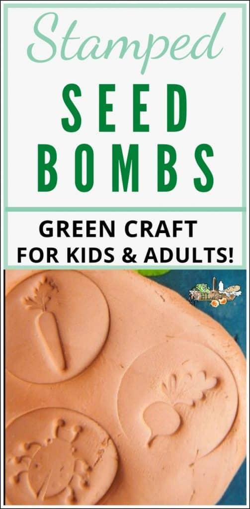 clay seed bomb