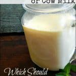 Goat Milk or Cow Milk: Which Should You Produce?