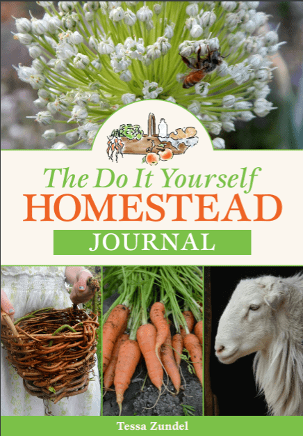 The Do It Yourself Homestead Journal