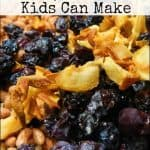 Healthy Trail Mix Kids Can Make