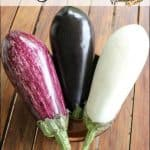 Canning Eggplant with Gvetch