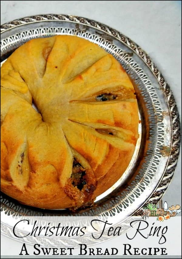 Christmas Bread.Sweet Bread Recipe For Christmas