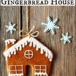 Homemade Healthy Gingerbread House 2 Ways