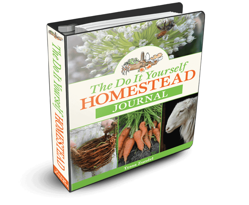 The Do It Yourself Homestead Journal l Homestead Lady.com
