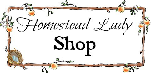 Homestead Lady Shop l Homesteadlady.com