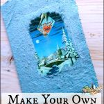Upcycled Craft: Make Holiday Paper