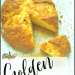 Golden Irish Soda Bread