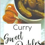 Curry Sweet Pickles