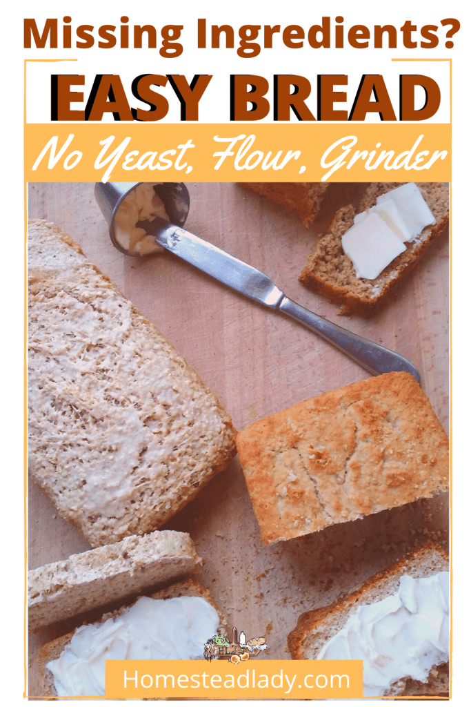 different breads with butter